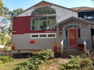 Outdoor Siding and Painting Renovation